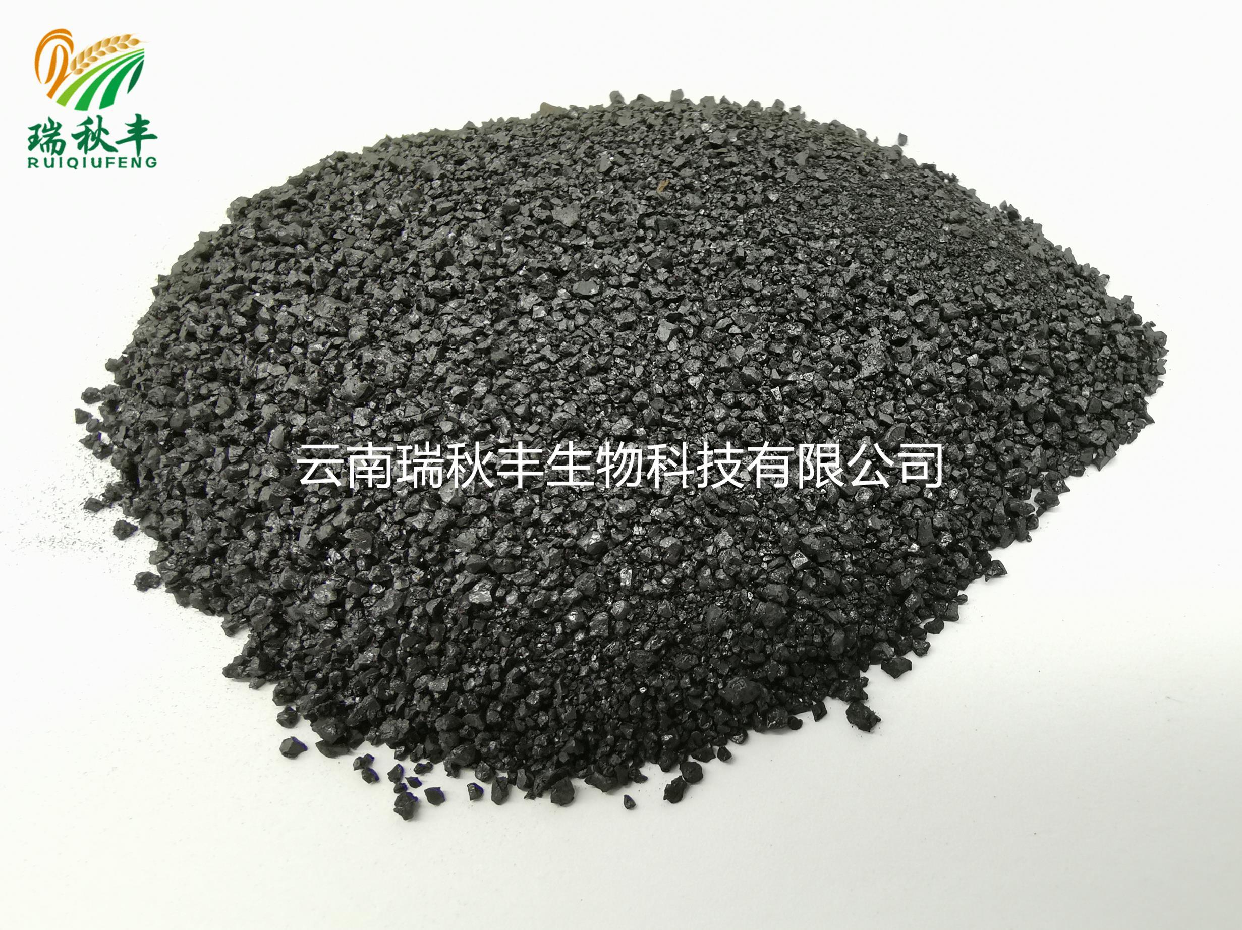 礦源腐植酸鉀 粒狀